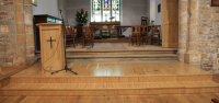 Portable Stages for Religious Establishments