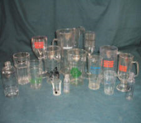 Silk Screen Printing On Polycarbonate Glasses
