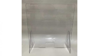 Covid-19 Protection Screens For Reception Desks