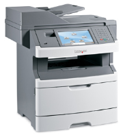 Lexmark X466DE Printer 13C1238 - Refurbished