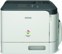Epson Aculaser C3900n A4 Colour Network Printer C11CB46001BX - Refurbished