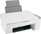 Lexmark X2350 A4 Colour All-in-one InkJet Printer 19M0003 - Refurbished