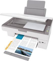 Lexmark X3480 A4 Colour All-in-one Printer X3480 - Refurbished