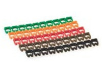 CABLEMARK MicroConnect Set of 10*10 cablemarkers Numbered 0-9,each with its own - eet01