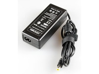 MBA1207 MicroBattery Ac adapter 12V 3A, 5,5*2,5 ** incl. power cord ** - eet01