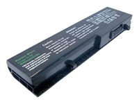 MicroBattery 6 Cell Li-Ion 11.1V 5.2Ah 58wh Laptop Battery for DELL MBI53318 - eet01
