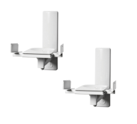 B-Tech Loudspeaker Wall Mount (pair) UltraGrip Pro BT77/W - eet01