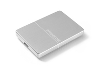 Freecom MHHD Mobile Drive Metal, 2TB USB 3.0, Space Silver 56368 - eet01
