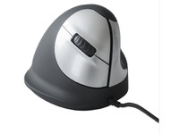 R-Go Tools HE Mouse Vertical Mouse Right 4 buttons, scroll wheel RGOHE - eet01