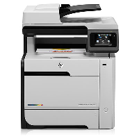 HP LaserJet Pro M475dn multifunctional Colour Laser Printer CE863A - Refurbished