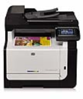 HP LaserJet Pro CM1415fnw multifunctional Colour Laser Printer CE862A - Refurbished
