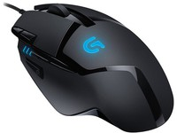 Logitech G402 Optical Gaming Mouse Corded 910-004070 - eet01