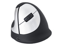 R-Go Tools HE Mouse Vertical Mouse Left Wireless RGOHEWLL - eet01