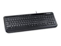 Microsoft Keyboard 600 Black, English/International ANB-00021 - eet01
