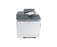 Lexmark XS544DN Colour Laser Printer 7525-339 - Refurbished