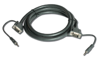 kramer electronics Stereo Audio Cable C-GMA/GMA-15 - MW01
