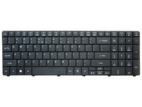 Acer Keyboard (SPANISH) Black NK.I1713.060 - eet01