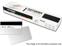 Capture Silver Plastic Card With Signa  SI76-A-H27-S - eet01