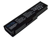MicroBattery 6 Cell Li-Ion 11.1V 5.2Ah 58wh Laptop Battery for Dell MBI2143 - eet01