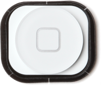 MicroSpareparts Mobile Home Button iPhone 5 White  MOBX-IP5G-INT-7 - eet01