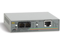 Allied Telesis 100BTX TO 100BFX/SC MM 2KM **New Retail** AT-MC102XL-20 - eet01