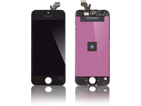 MicroSpareparts Mobile LCD for iPhone 5 Black  MOBX-IPC5G-LCD-B - eet01