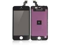 MicroSpareparts Mobile LCD for iPhone 5C Black AUO Quality MOBX-IPC5C-LCD-B - eet01
