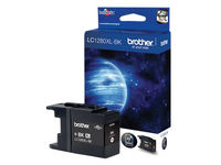Brother Ink Black High Capacity Pages 2400 LC1280XLBK - eet01