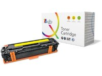 Quality Imaging Toner Yellow CB542A Pages: 1.400 QI-HP1012Y - eet01