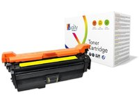 Quality Imaging Toner Yellow CE262A Pages: 11.000 QI-HP1017Y - eet01
