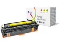 Quality Imaging Toner Yellow CE412A Pages: 2.600 QI-HP1024Y - eet01