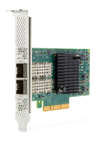 Hewlett Packard Enterprise Hpe 640sfp28 - Network Adapter - Pcie 3.0 X8 / Pcie 3.0 X4 Low Profile - 25 Gigabit Ethernet X 2 - For Apollo 4510 Gen10; Proliant Dl360 Gen10, Dl580 Gen9, Ml350 Gen10, Xl450 Gen10 817753-b21 - xep01