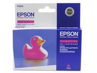 Epson Ink Magenta 8ml Pages 290 ( No. T0553 ) C13T05534010 - eet01