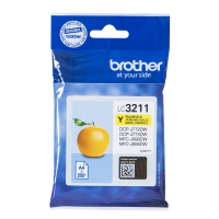 brother LC3211Y LC3211Y - MW01