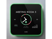 "Evoko Liso Room Manager W/8"" Touch Display, RJ45, PoE, ERM2001 - eet01"