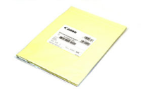 canon Roller Cleaning Sheet 2418B002 - MW01