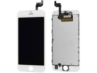 MicroSpareparts Mobile LCD for iPhone 6S White Copy LCD MOBX-IPC6S-LCD-W - eet01
