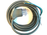 Charge Amps HALO Cable Type 2 16A 3P 7.5m  CA-100794 - eet01