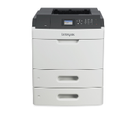lexmark MS810DTN A4 Mono Laser Printer 40G0425 - MW01