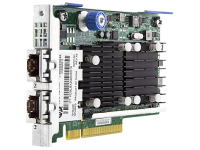 Hewlett Packard Enterprise Hpe Flexfabric 533flr-t - Network Adapter - Pcie 2.0 X8 - 10gb Ethernet X 2 - For Proliant Dl20 Gen10  Dl20 Gen9  Dl360 Gen10  Dl380 Gen10  Dl580 Gen10  Xl450 Gen10 700759-b21 - xep01