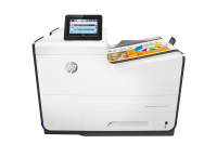 Hp Pagewide Enterprise Color 556dn - 3.5k Pages: 50% Blk: 80% Avg Colour G1w46a#b19/1 Exdemo - xep01