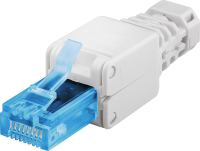 MicroConnect Tool-free RJ45 CAT6A connector CAT 6A UTP(unshielded) KON521TL - eet01