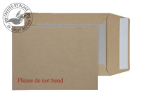 3112 Blake Purely Packaging Manilla Peel & Seal Board Back Pocket 190X140mm 115Gm2 Pack 125 Code 3112 3P- 3112