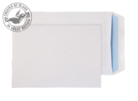8893 Blake Purely Everyday White Self Seal Pocket 229X162mm 110Gm2 Pack 500 Code 8893 3P- 8893