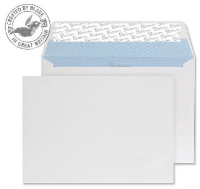 34213 Blake Premium Office Ultra White Wove Peel & Seal Wallet 162X229mm 120Gm2 Pack 25 Code 34213 3P- 34213