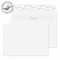 21155 Blake Premium Business Ice White Wove Peel & Seal Wallet 114X162mm 120Gm2 Pack 50 Code 21155 3P- 21155