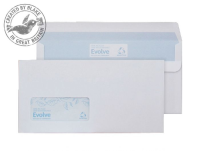 RD7884 Blake Purely Environmental White Window Self Seal Wallet 110X220mm 90Gm2 Pack 1000 Code Rd7884 3P- RD7884