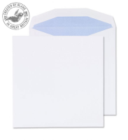 5700 Blake Purely Everyday White Self Seal Wallet 220X220mm 100Gm2 Pack 250 Code 5700 3P- 5700