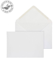 3001 Blake Purely Everyday White Gummed Banker Invitation 162X229mm 120Gm2 Pack 500 Code 3001 3P- 3001