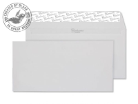 91882 Blake Premium Business Diamond White Laid Peel & Seal Wallet 110X220mm 120Gm2 Pack 500 Code 91882 3P- 91882